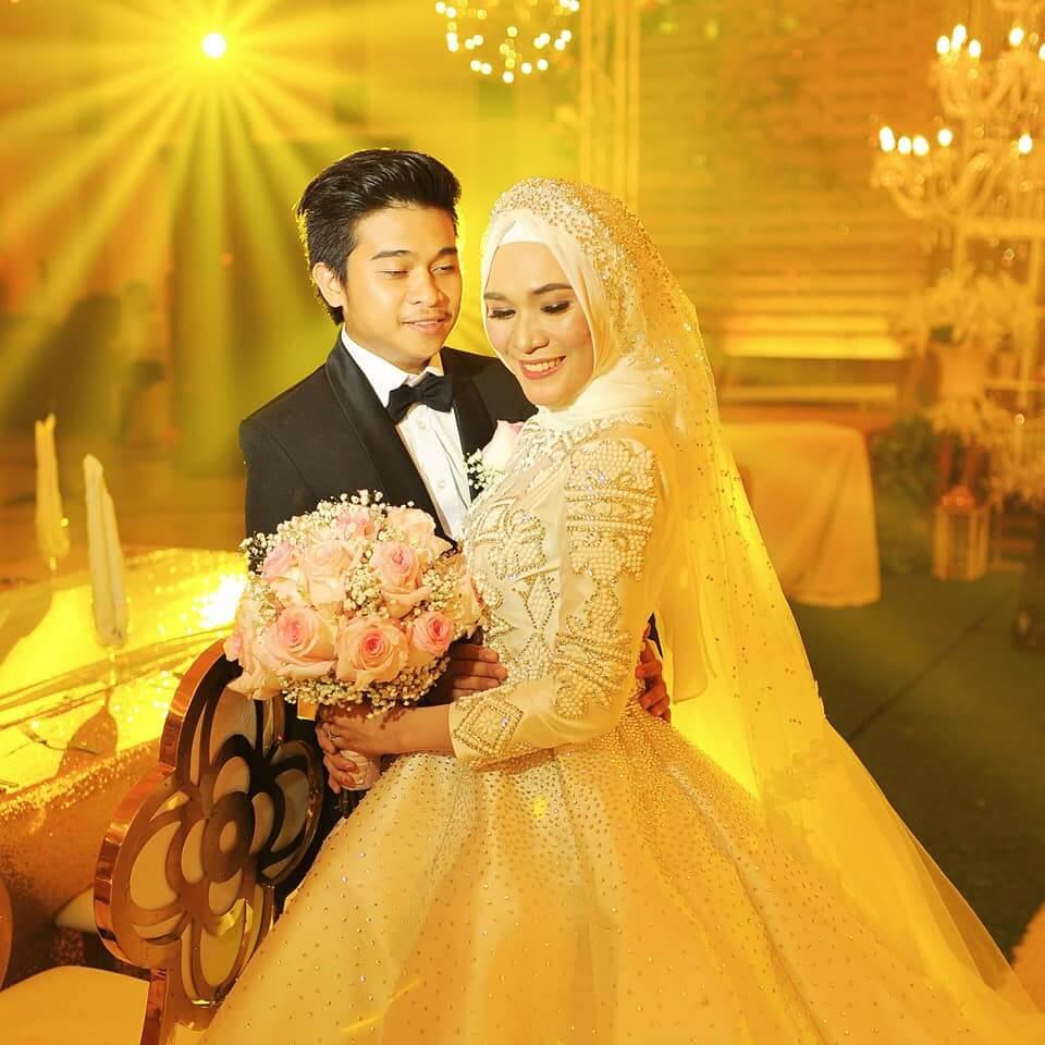 イスラム教徒の結婚式