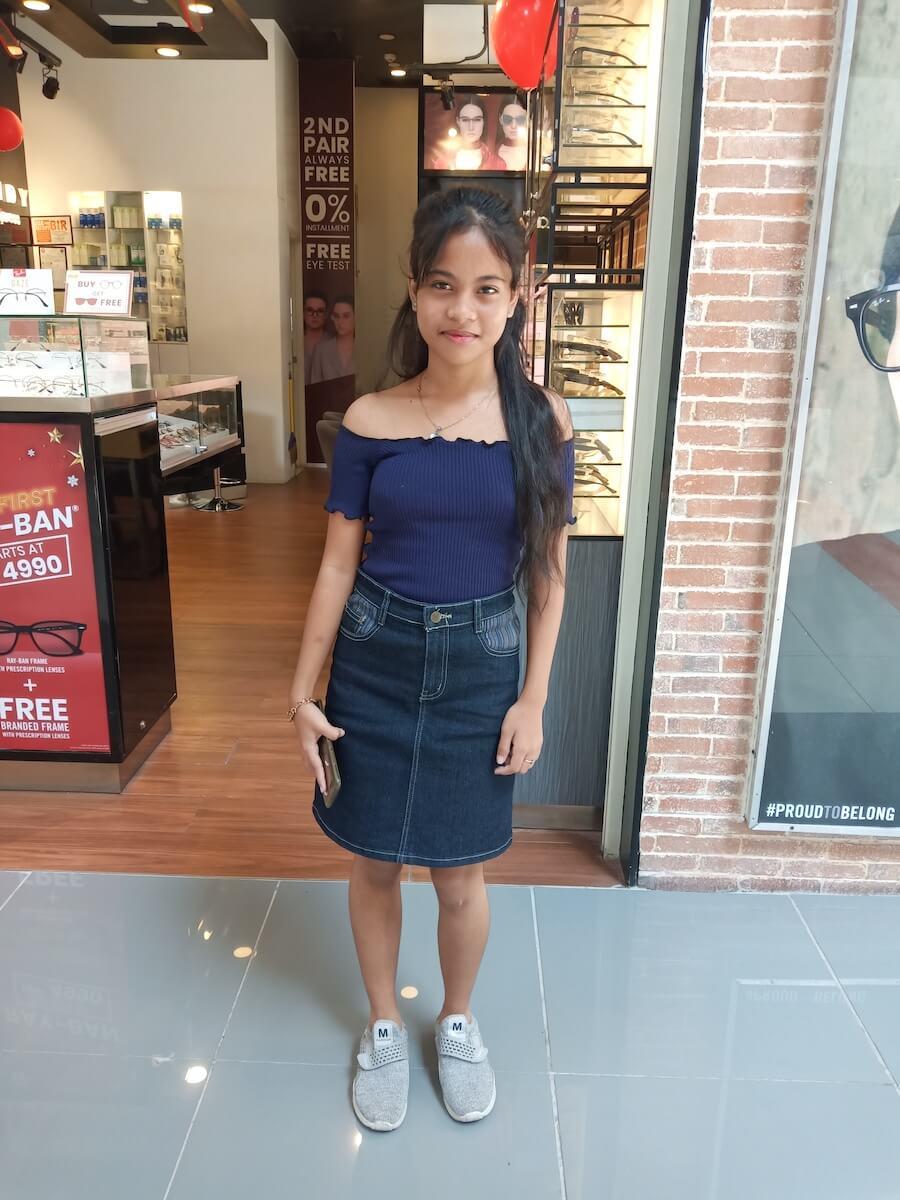 12. Jasmine M. Cayetano