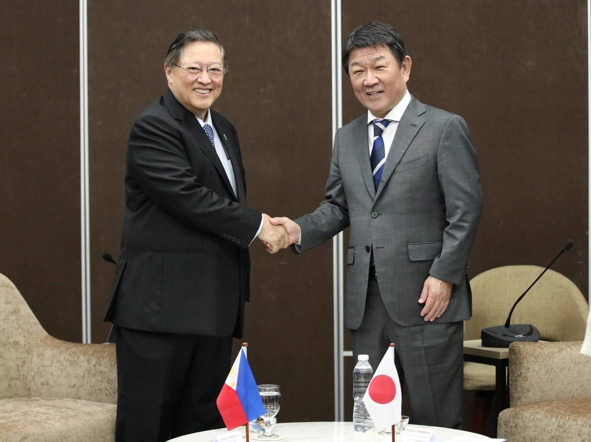 フィリピンのインフラ開発協力を加速させる日本との二国間会談が開催される